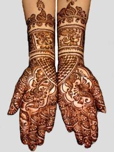 henna tattoo8